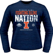 Illinois Tonal Long Sleeve